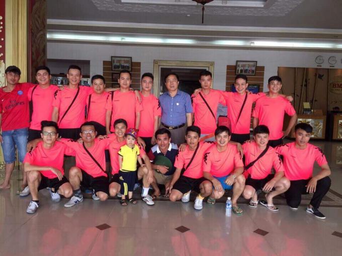 FC báo chí Thanh Hóa hứa hẹn sẽ là ẩn số thú vị của giải đấu