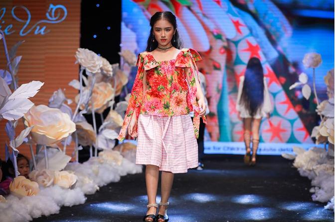 EllieVu: Từ những thiết kế thời trang đến màn đại tiệc nghệ thuật mãn nhãn
