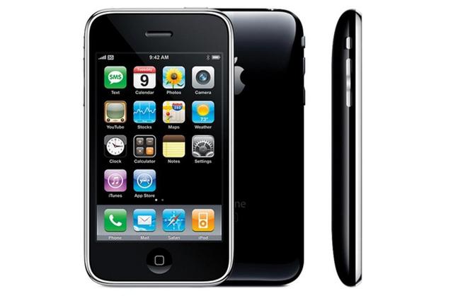 iPhone thế hệ 2 ra mắt với cải tiến về thiết kế: mặt sau bằng nhựa màu trắng/đen thay vì vỏ kim loại. Thiết bị hỗ trợ kết nối 3G (iPhone đời đầu chỉ kết nối EDGE), bổ sung GPS. Chính vì vậy nên nó thường được gọi là iPhone 3G.