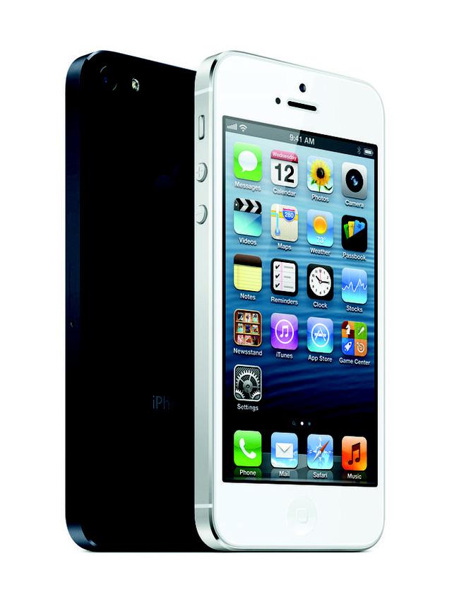 Tháng 9/2012, Apple cho ra mắt iPhone 5 như một sản phẩm