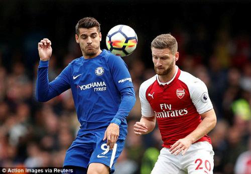 Dù tấn công nhiều nhưng cả Chelsea và Arsenal đều không thể ghi đươc bàn thắng và đành chia điểm tạiStamford Bridge.