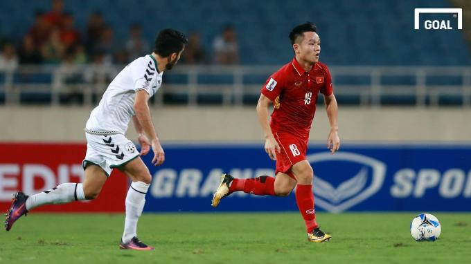 Việt Nam có trận đấu khó khăn trước đối thủAfghanistan.