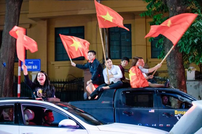U23 Việt Nam ơi... Non sông này tự hào vì các bạn!