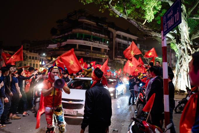 Người dân Việt Nam tin rằng chiến tích của U23 sẽ làm cho nền bóng đá nước nhà bước sang một trang sử mới.