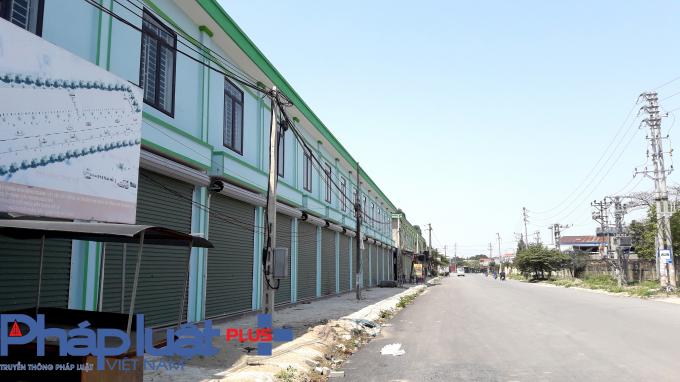 Công ty TNHH Xây dựng Hoa Sen đã ngang nhiên xây dựng sai so với Giấy phép xây dựng.