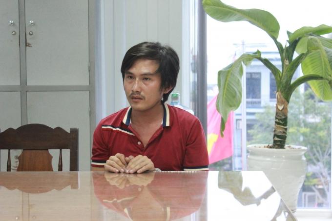 Đối tượng Trần Văn Long