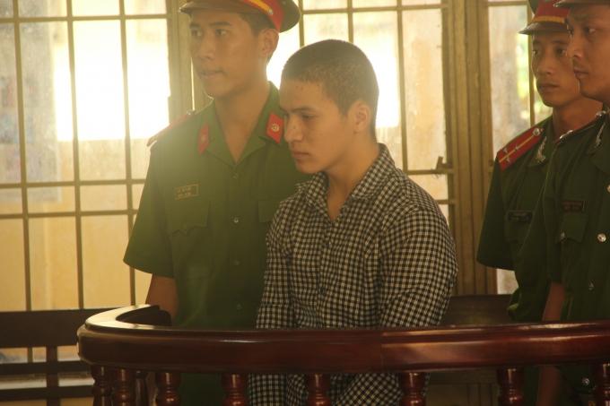Ngô Văn Thọ tại phiên xử