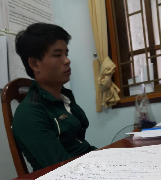 Đối tượng Phạm Văn Tính