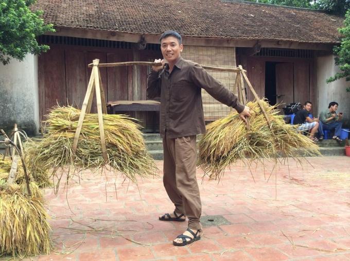 Việt Bắc trong một cảnh quay
