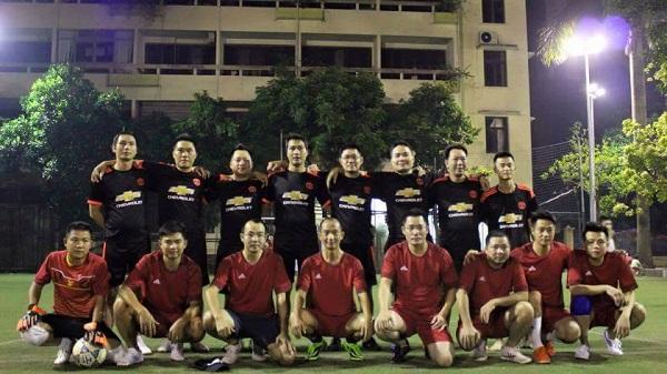 Đội bóng của báo Kinh doanh và Pháp luật (Báo Pháp luật Việt Nam) được đánh giá rất cao và là ứng cử viên sáng giá cho chức vô địch.