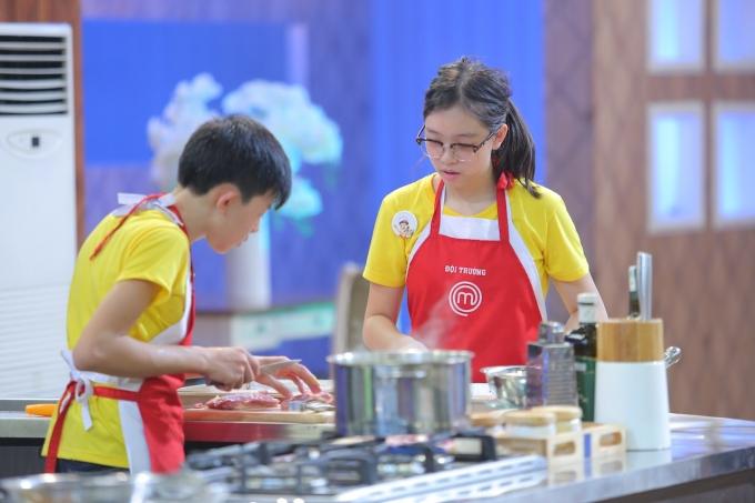 Phương Linh muốn nhường đội trưởng cho Thanh Hải.