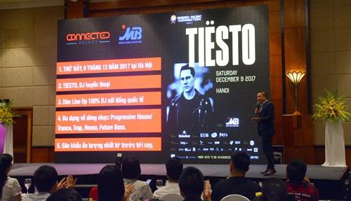 Giới thiệu về các DJ quốc tế tham gia chương trình.