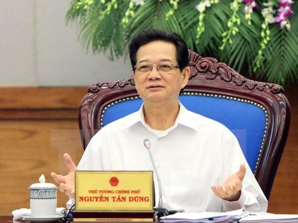 Thủ tướng Chính phủ chủ trì phiên họp thường kỳ tháng 1 năm 2016.