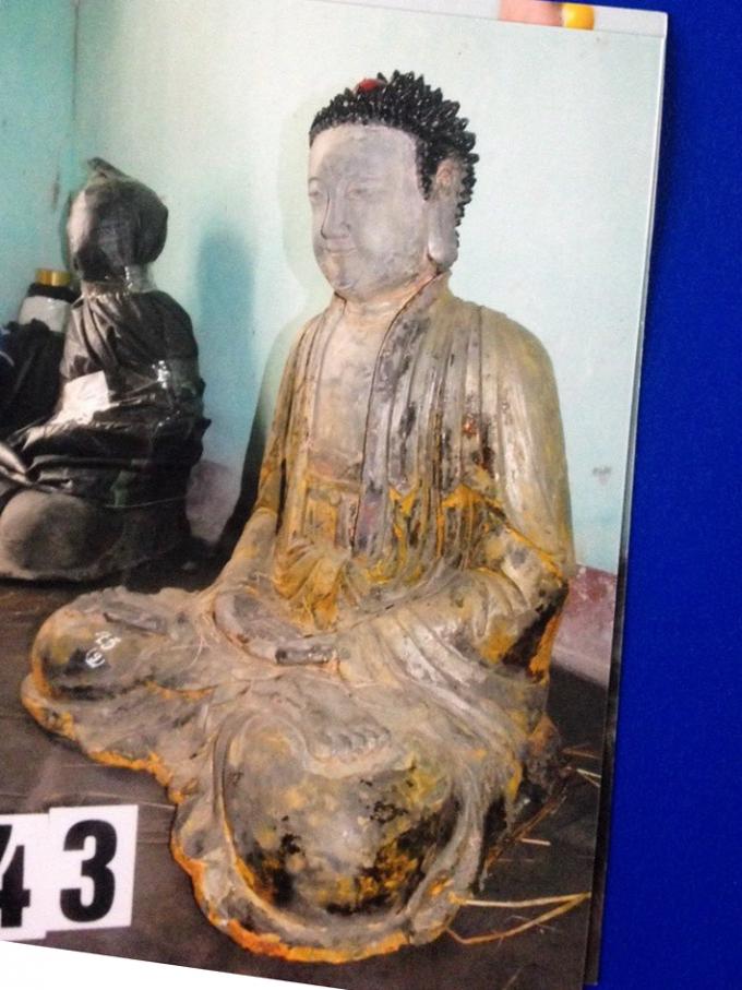 Quảng Bình: Nhiều cổ vật bị mất cắp chưa tìm thấy chủ