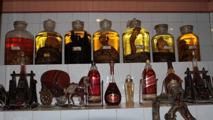 Hầm rượu quý trong biệt phủ quý trăm tỷ đại gia xứ Nghệ