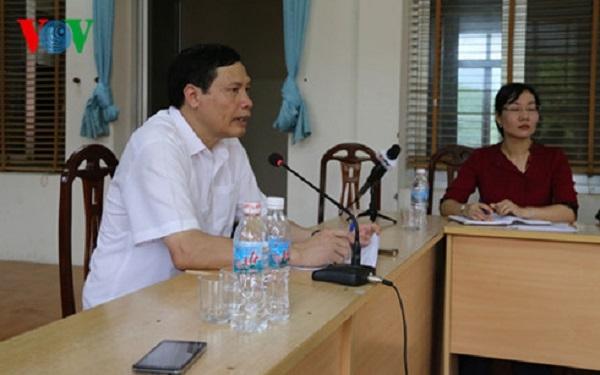 Ông Nguyễn Đức Long yêu cầu Công an tỉnh Quảng Ninh phải vào cuộc ngay để làm rõ vụ việc như VOV đã phản ánh.