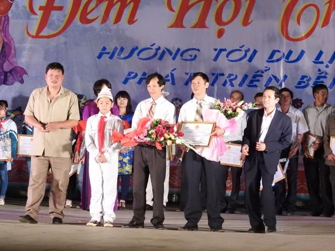 Kết thúc cuộc thi, 1 giải đặc biệt, 2 giải nhất và 6 giải ba được trao cho các đội, đơn vị có đèn Trung thu đẹp nhất.