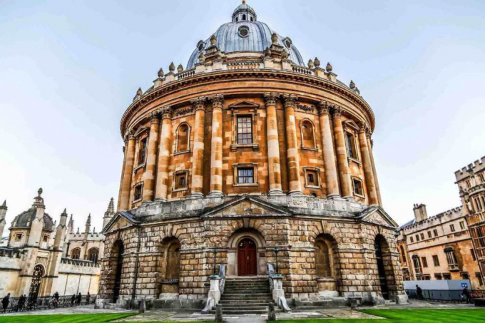 Bodleian-Library.