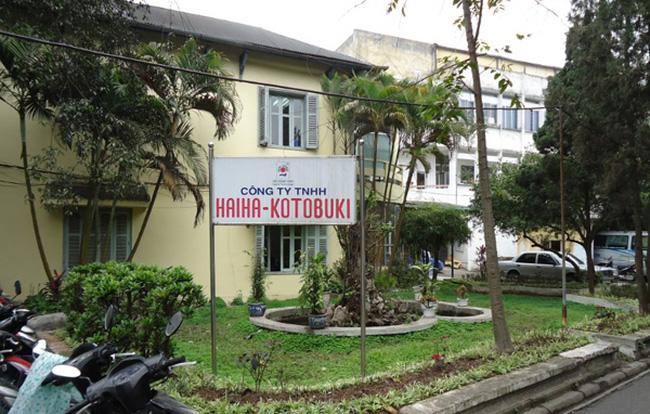 Công ty cổ phần bánh kẹo Hải Hà là một trong những doanh nghiệp chuyên sản xuất bánh kẹo lớn.
