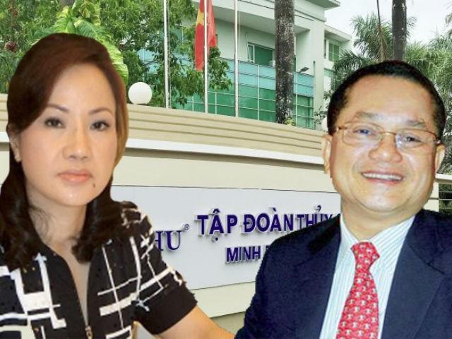 Bà Chu Thị Bình là Thành viên Hội đồng quản trị kiêm Phó tổng giám đốc của Công ty CP Tập đoàn Thủy sản Minh Phú (MPC), vợ ông Lê Văn Quang - Chủ tịch HĐQT kiêm Tổng giám đốc Minh Phú. (Nguồn: Dân Trí)