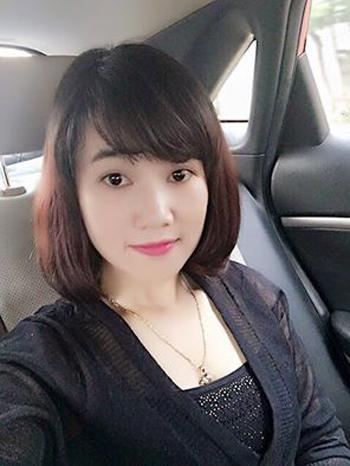 Nguyễn Thị Lam - nữ cán bộEximbank đã lừa đảo rút tiền tiết kiệm của khách hàng. (Nguồn: VnExpress)