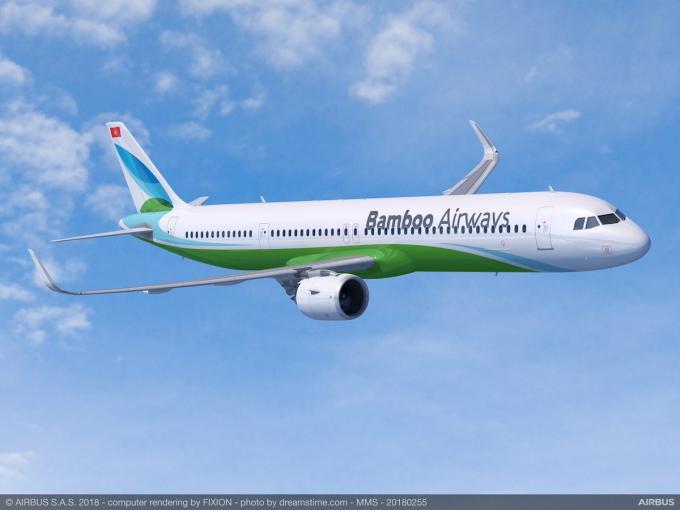 Bamboo Airways tuyển dụng gần 600 vị trí.
