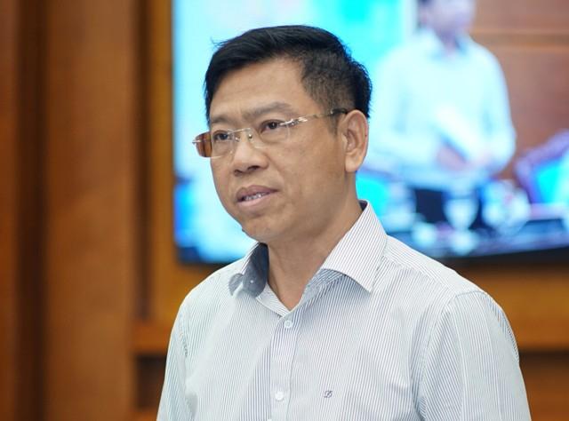 Cục trưởng Cục Hàng hải Nguyễn Xuân Sang