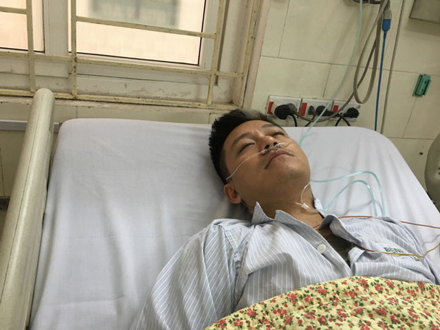 Ca sĩ Tuấn Hưng nhập viện sau khi liveshow bị hủy đột ngột.