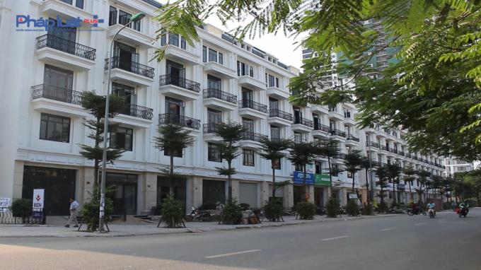Dự án khách sạn, thương mại văn phòng và nhà ở thấp tầng có địa chỉ tại 107 Xuân La, phường An Tảo, quận Bắc Từ Liêm, Hà Nội               Dự án từng bịUBND phường An Tảo ra quyết định đình chỉ vào năm 2017