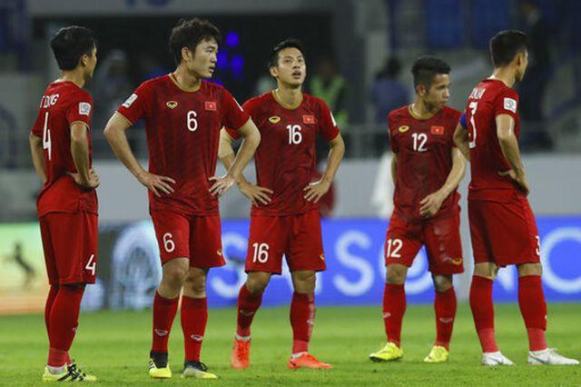 Đội tuyển Việt Nam lọt vào nhóm 8 đội mạnh nhất ở Asian Cup 2019