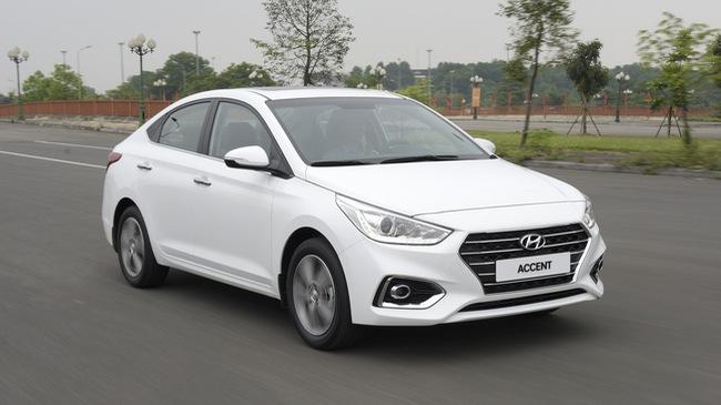 Bổ sung trang bị, Hyundai Accent 2019 tăng giá bán