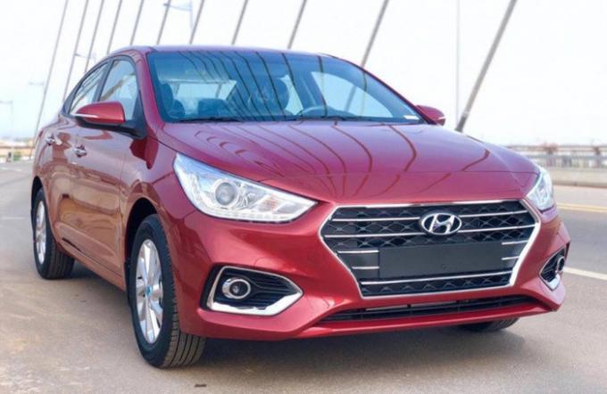 Hyundai Accent 2019 sẽ tăng giá bán từ ngày 1.5