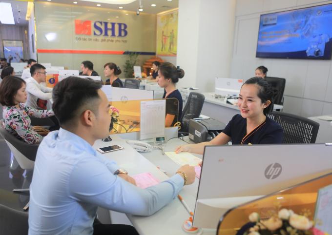 Tính đến 30/6/2019, SHB có vốn điều lệ hơn 12.000 tỷ đồng và sẽ tăng lên 17.570 tỷ đồng trong năm 2019. Tổng tài sản đạt hơn 340.000 tỷ đồng, vốn tự có đạt 24.250 tỷ đồng.