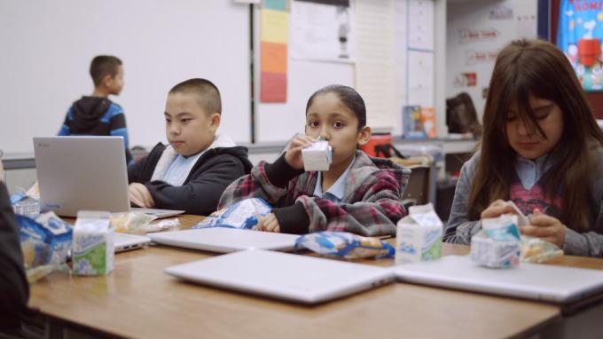 Driftwood hiện có hơn 377 chủng loại sản phẩm và là đơn vị cung cấp sữa học đường cho khu vực Nam California