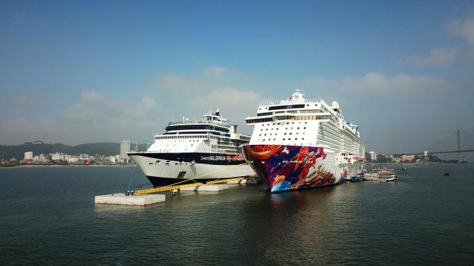 Cảng tàu khách du lịch quốc tế chuyên biệt đầu tiên của Việt Nam do tư nhân xây dựng