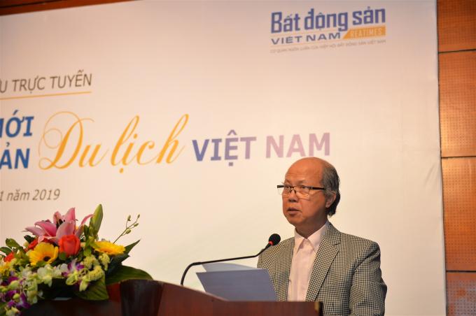 Chủ tịch Hiệp hội Bất động sản Nguyễn Trần Nam