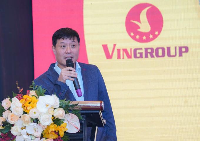 Giáo sư Vũ Hà Văn, Giám đốc khoa học Quỹ Đổi mới sáng tạo Vingroup cho biết, chương trình nhằm đảm bảo các điều kiện kinh tế để các học viện chuyên tâm đi theo con đường nghiên cứu khoa học.