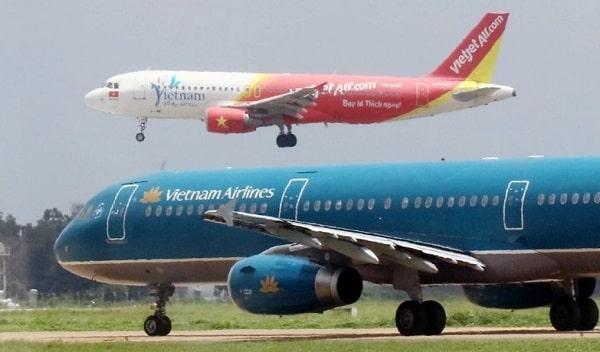 Hai ông lớn ngành hàng không Việt Nam đều báo lỗ.