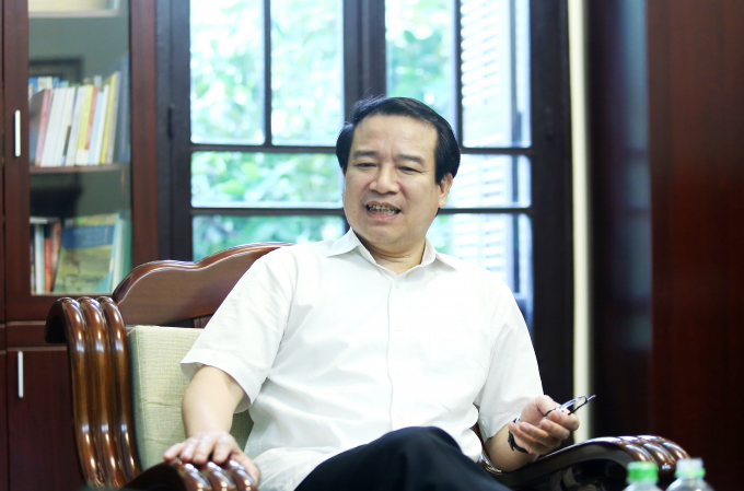 Phó TCT TCDL Hà Văn Siêu