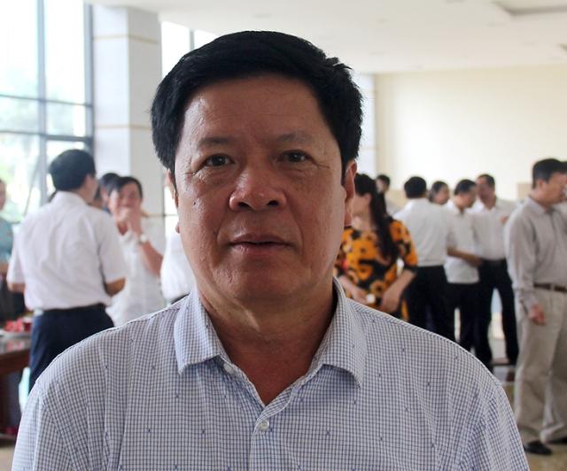 ông Bùi Thế Sơn - Giám đốc Sở Giao thông Vận tải Bắc Giang