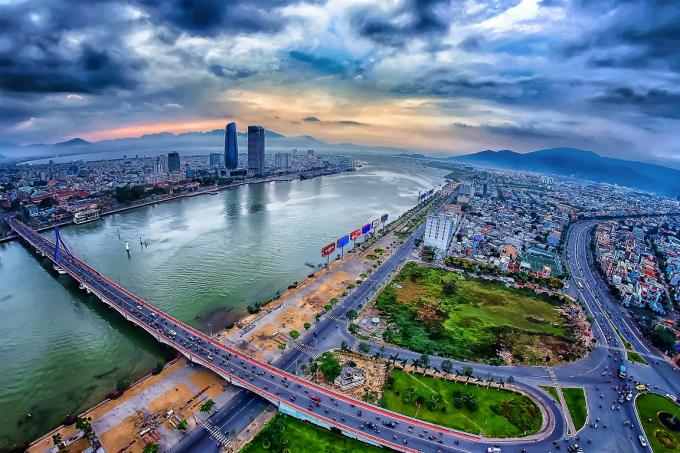 Trải qua giai đoạn lao dốc, thị trường BĐS Đà Nẵng đang mở ra nhiều triển vọng mới. Ảnh Internet