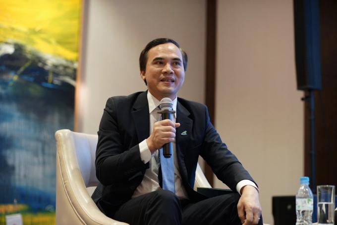 Ông Nguyễn Mạnh Quân, Phó Tổng Giám đốc thường trực Hãng hàng không Bamboo Airways