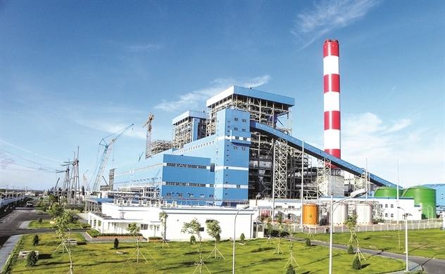 Nhà máy Nhiệt điện Phả Lại. Ảnh: Báo Đầu tư