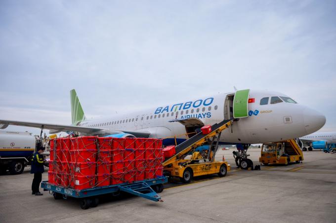 Các chuyến bay chặng Hà Nội – Đồng Hới được thực hiện trong các khung giờ đặc biệt ngoài lịch bay thường lệ