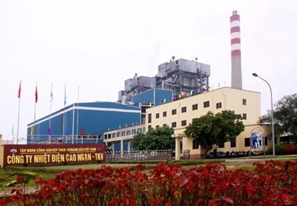 Nhà máy nhiệt điện Cao Ngạn - TKV