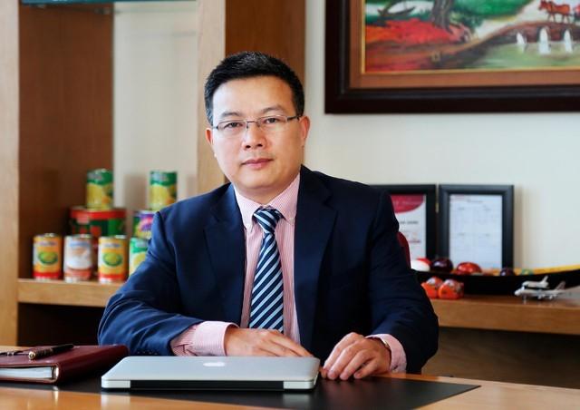Ông Nguyễn Văn Sang, Chủ tịch Hội đồng quản trị F.I.T Group