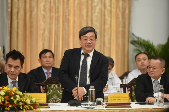 Ông Nguyễn Đăng Quang, Chủ tịch Công ty Masan: Nâng cao năng lực cạnh tranh và định hướng tiêu dùng từ Chính phủ tạo động lực cho phát triển