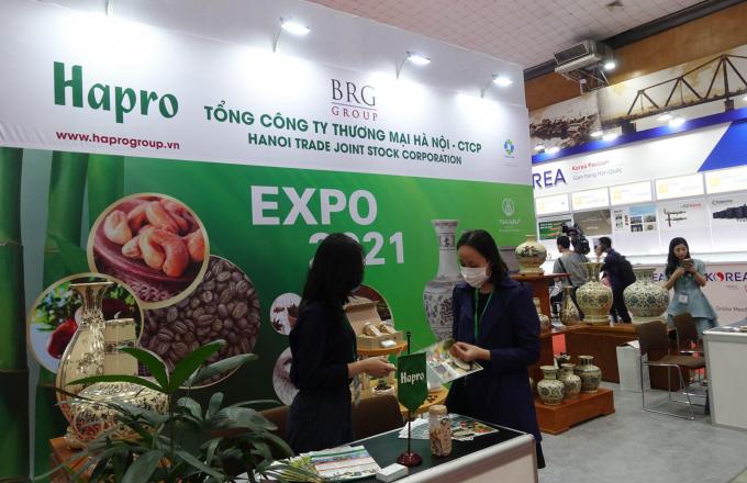 Vietnam Expo là sự kiện xúc tiến thương mại trọng điểm thu hút sự quan tâm lớn của cộng đồng doanh nghiệp trong và ngoài nước