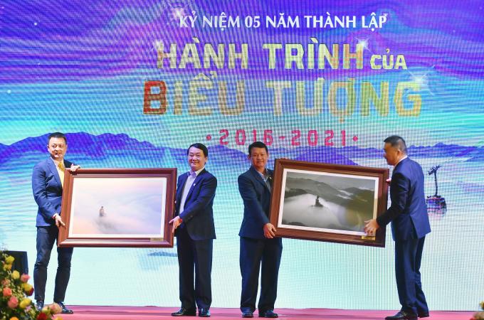 Lễ kỷ niệm 5 năm thành lập Sun World Fansipan Legend