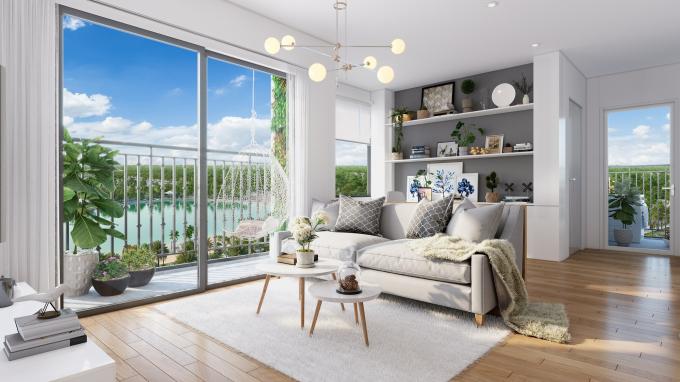 Thiết kế căn hộ theo phong cách Scandinavia